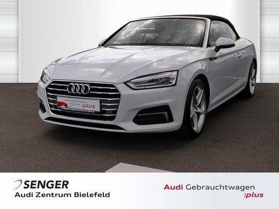 gebraucht Audi A5 Cabriolet sport 2.0 TDI 110 kW (150 PS) S tronic