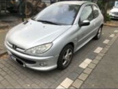 gebraucht Peugeot 206 1,6 hdi 110 ps Quicksilver