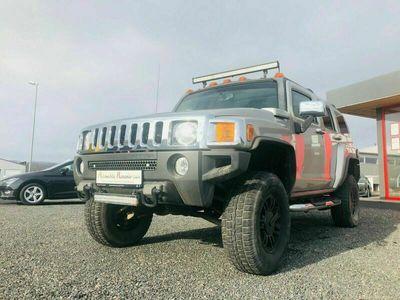 gebraucht Hummer H3 3.5 Executive GM Performance Abgasanlage LED