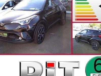 gebraucht Toyota C-HR 1,2 T Team D Sitz- u. Lenkradheizung, Kamera