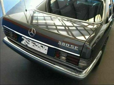 gebraucht Mercedes 560 Mercedes Benz w126SE Limo