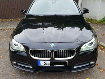 gebraucht BMW 528 Sehr gepflegter i Aut. Bj 2016, Topzustand