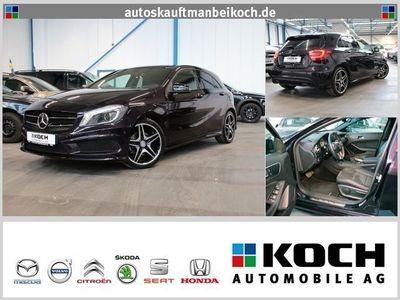 gebraucht Mercedes A180 7G-DCT AMG Line Navi Xenon Panorama