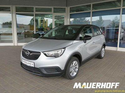 gebraucht Opel Crossland X Edition