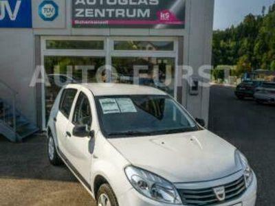 gebraucht Dacia Sandero Ambiance 1,2 75PS el. FH TÜV NEU