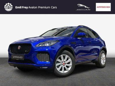 gebraucht Jaguar E-Pace D180 AWD Aut. R-Dynamic SE*Pano*19''*