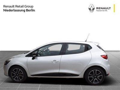 gebraucht Renault Clio IV 120 EDC DYNAMIQUE AUTOMATIK EURO 5 KLEINW