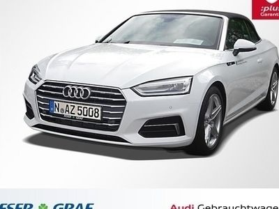 gebraucht Audi A5 Cabriolet sport 2.0 TFSI Navi Xenon