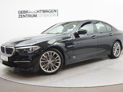 gebraucht BMW 520 d Aut. M Sportfwk+LM19+HiFi+PDC+LED+