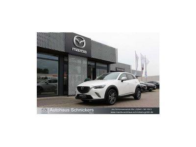 gebraucht Mazda CX-3 SKYACTIV-G SPORTS-LINE AWD NAV KAMERA