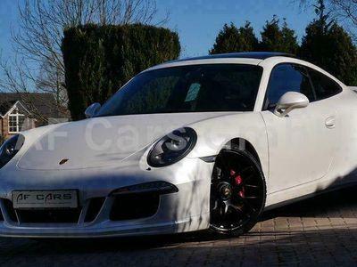 gebraucht Porsche 911 Carrera 4 GTS PDK 991 4 Voll Approved !SAUGER!