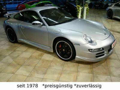 gebraucht Porsche 911 C4 Coupe *Techart+CH-Fzg.+MwSt. awb.+Top* als Sportwagen/Coupé in Oberteuringen