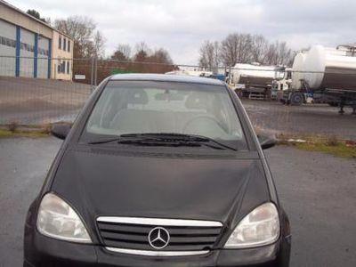 gebraucht Mercedes 170 A Klasse CDIEuro3