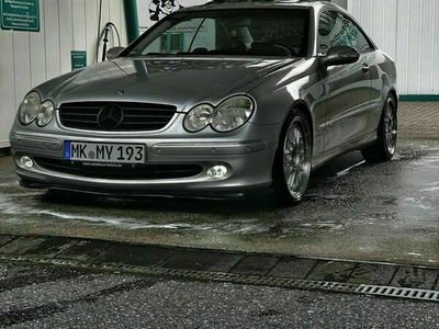 gebraucht Mercedes CLK240 Mercedes