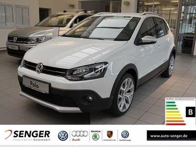 gebraucht VW Polo Cross BlueMotion Technology 1,2 l TSI 66 kW