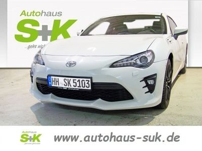 used Toyota GT86 Coupe 2,0-l-Boxermotor 6-Stufen-Automatik