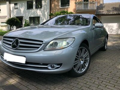 używany Mercedes CL500 7G-TRONIC*Xenon* Vollausstattung