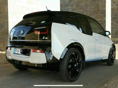 gebraucht BMW i3 Glasdach Sportfahrwerk Navi RFK, ...