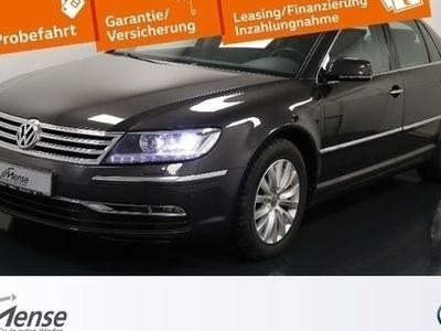 gebraucht VW Phaeton 3.0 TDI 4M tiptronic Navi eGSD Xenon