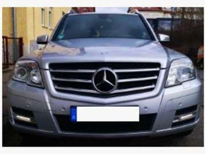 gebraucht Mercedes GLK220 CDI DPF BlueEFFICIENCY 7G-TRONIC