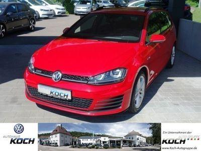 gebraucht VW Golf VII Variant GTD Navi Xenon AHK