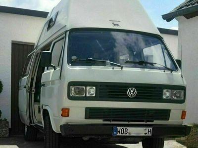 gebraucht VW T3 Camper/Wohnmobil Helgo Ausbau