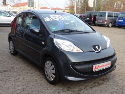 gebraucht Peugeot 107 Urban*1.Hand*8fachBereift*AUX*Fin.ab69€