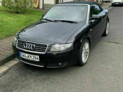 gebraucht Audi A4 Cabriolet 2.5 TDI V6 BASTLER