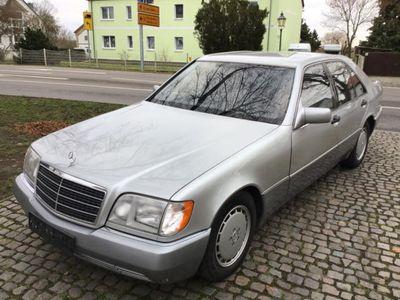gebraucht Mercedes S300 SE Klimaautomatik TÜV-Neu-Dekra Bericht