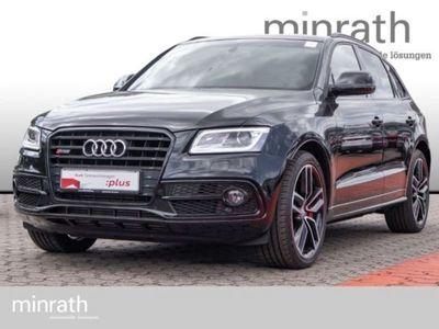 gebraucht Audi SQ5 SQ5 plus3.0 TDI plus quattro 250 kW (340 PS) tiptronic