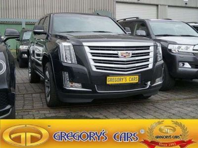 gebraucht Cadillac Escalade PLATINUM+Neu+Voll+20 km+1 Hd+EUROPEAN Netto