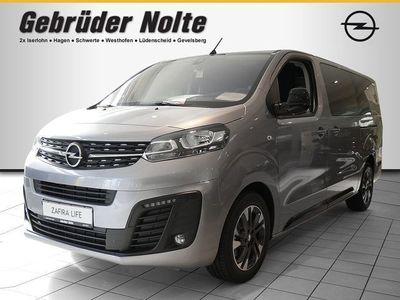 gebraucht Opel Zafira Life 2.0 Diesel Edition Black Edition