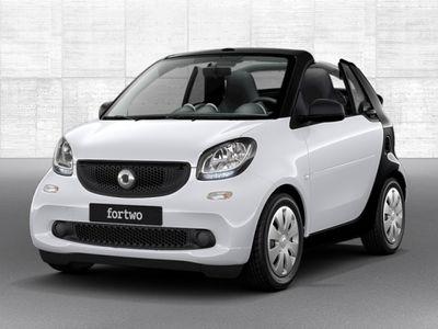 gebraucht Smart ForTwo Cabrio 52kW DCT cool&Audio SHZ Komfort