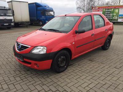 gebraucht Dacia Logan 1.6 MPI Lauréate Klimaanlage !!!