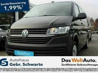 gebraucht VW Transporter 2.0 TDI DSG Klima Sitzhzg. App-Connect