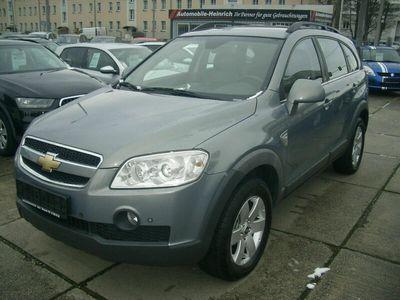 gebraucht Chevrolet Captiva 2.0 4WD 5 Sitzer LT ALLRAD...!