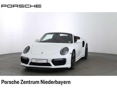 gebraucht Porsche 991 (911) turbo cabriolet  approved bis 06/2021 