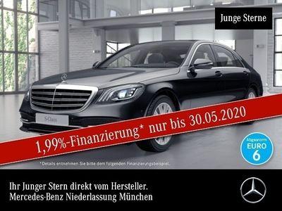 gebraucht Mercedes S450 4 M Lang Distronic Pano Comand HuD
