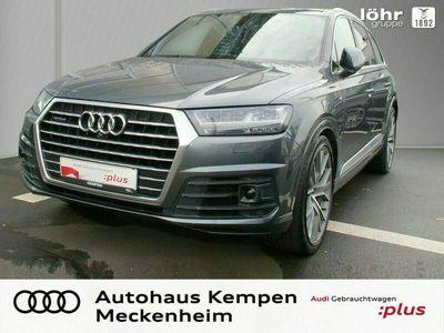 gebraucht Audi Q7 50 TDI qu. S-Line PAN HUD Nachts. ACC Matr.