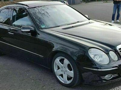gebraucht Mercedes E500 LPG VOLLAUSSTATTUNG