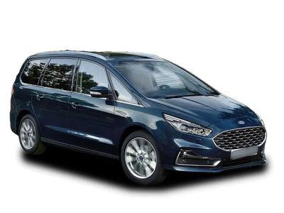 gebraucht Ford Galaxy Titanium Facelift EcoBlue 2,0 8-G.Autom.