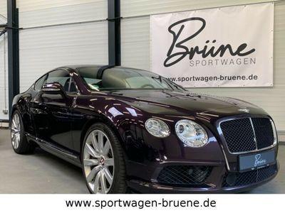 gebraucht Bentley Continental GT V8 Automatik*Mulliner*CarbonBrake