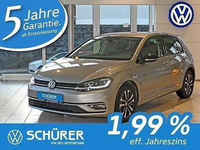 gebraucht VW Golf I Golf 7 IQ.DRIVE 1.0TSI LED°Kamera°Lane°Side-Assist°DAB+Navi°Nebel