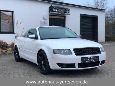 gebraucht Audi S4 Cabriolet 4.2 quattro *XENON*ALCANTARA*TOP* als Cabrio/Roadster in Neumünster