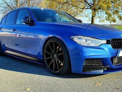 gebraucht BMW 335 i Sport Aut. M Paket /Performance/H&K/Kamera