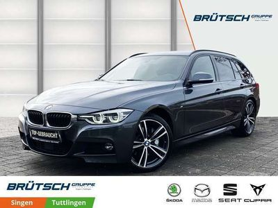 gebraucht BMW 335 d xDrive M Sport AUTOMATIK / HEAD-UP / NAVI / LED / DAB