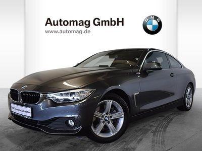 gebraucht BMW 430 d Coupé