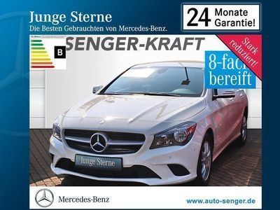 gebraucht Mercedes CLA180 Shooting Brake  mtl. Rate 211 €