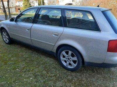 gebraucht Audi A6 2.5 tdi als Kombi in Reutlingen