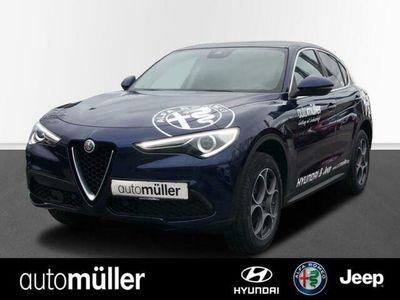 gebraucht Alfa Romeo Stelvio Super 2.0 Turbo AT8 Q4